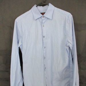 Ben Sherman Dress Shirt. 15 1/2, Light Blue
